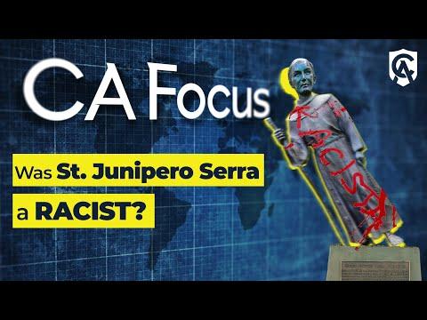 Catholic Answers Focus: Was St. Junipero Serra Cruel to the Natives?