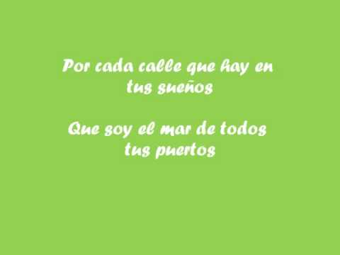 Rosana - El Talisman (Lyrics)