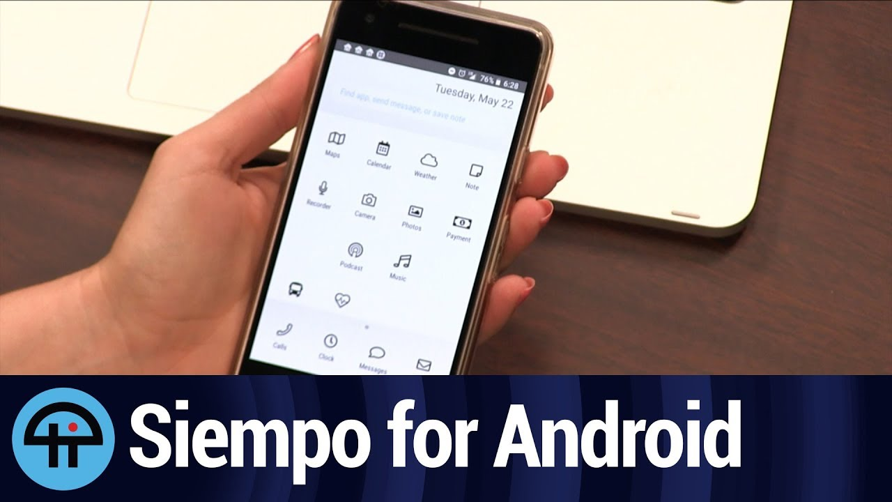 The Siempo Smartphone Is Designed To Discourage You From Using It forecast