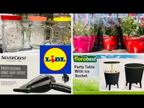 WHAT'S NEW IN LIDL #MAY2021‼️ LIDL COME SHOPPING WITH ME   MIDDLE OF LIDL   COSY CORNER   LIDL 2021