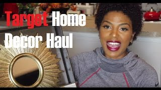 Target Home Decor Haul | life