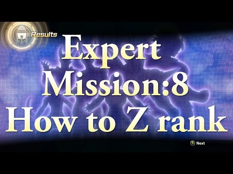 Dragon Ball Xenoverse 2 Expert Mission: 8 How to Z Rank