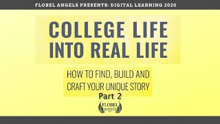 College Life Into Real Life - Part 2