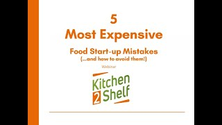5 Most Expensive Mistakes