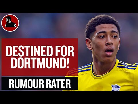 Dortmund Win Bellingham Race! | MUFC Rumour Rater