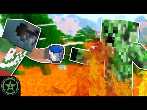 Let's Play Minecraft: Ep. 233 - The World is Lava