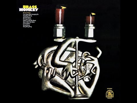 BRASS MONKEY - Strange Days