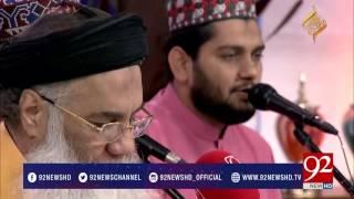 Mustafa ki Dua umati umati By Prof. Abdul Rauf Rufi 31-05-2017 - 92NewsHDPlus