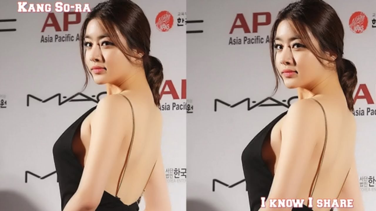Top 20 Cutest Faces Of Kang Sora Without Plastic Surgery South Korean Actress Youtube