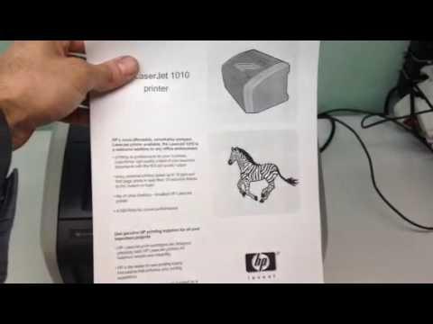 Q2460a Hp Laserjet 1010 принтер бу за 3500 руб