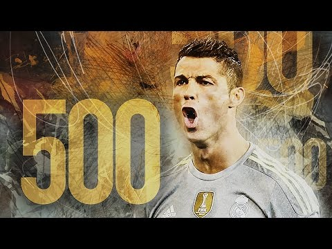 Cristiano Ronaldo | All 500 Goals - 2002-15 | HD