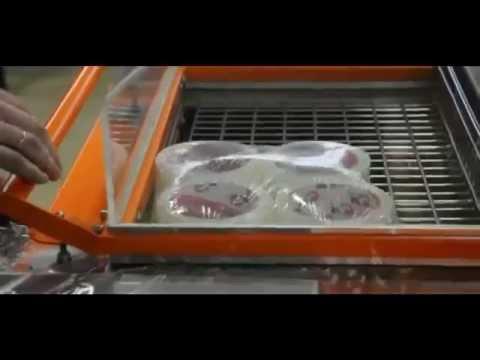 Термоусадочное оборудование для упаковки в термоусадочную пленку