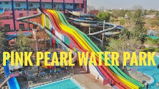 PINK PEARL RESORT | LARGEST WATER PARK OF JAIPUR | DRONE SHOTS
