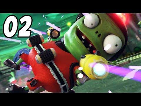 Let\'s Play Plants vs Zombies Garden Warfare 2 Deutsch Gameplay #2 ...