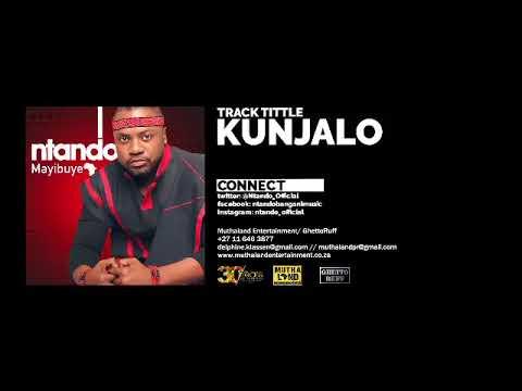 Ntando - Kunjalo (Audio)