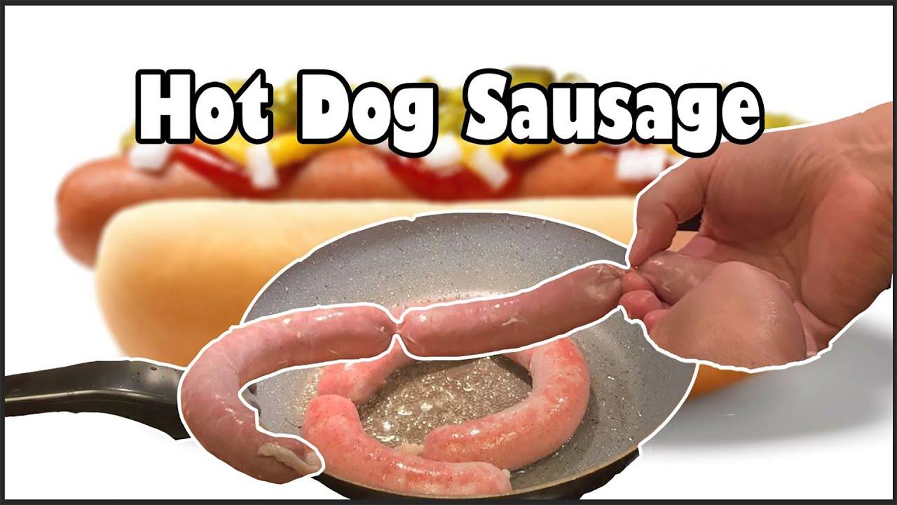 Hot Dog Sausage