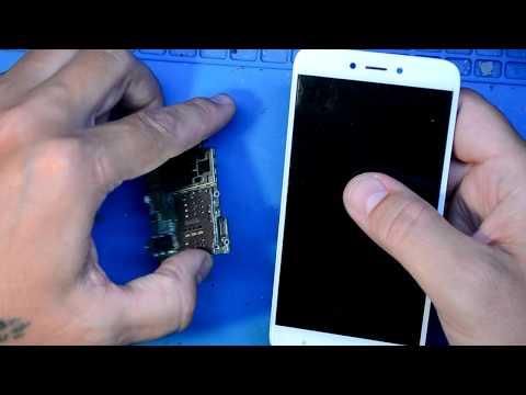 Xiaomi Redmi 4x не включается, не заряжается