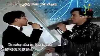 [Vietsub + Kara] Im Lặng Là Vàng - Trương Quốc Vinh & Hứa Quán Kiệt