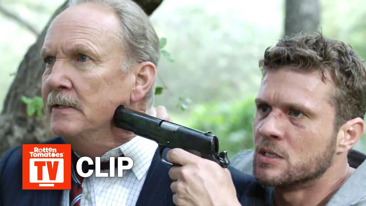 Download Shooter S03E11 Clip   'Ray Brooks Dies A Patriot'   Rotten Tomatoes TV