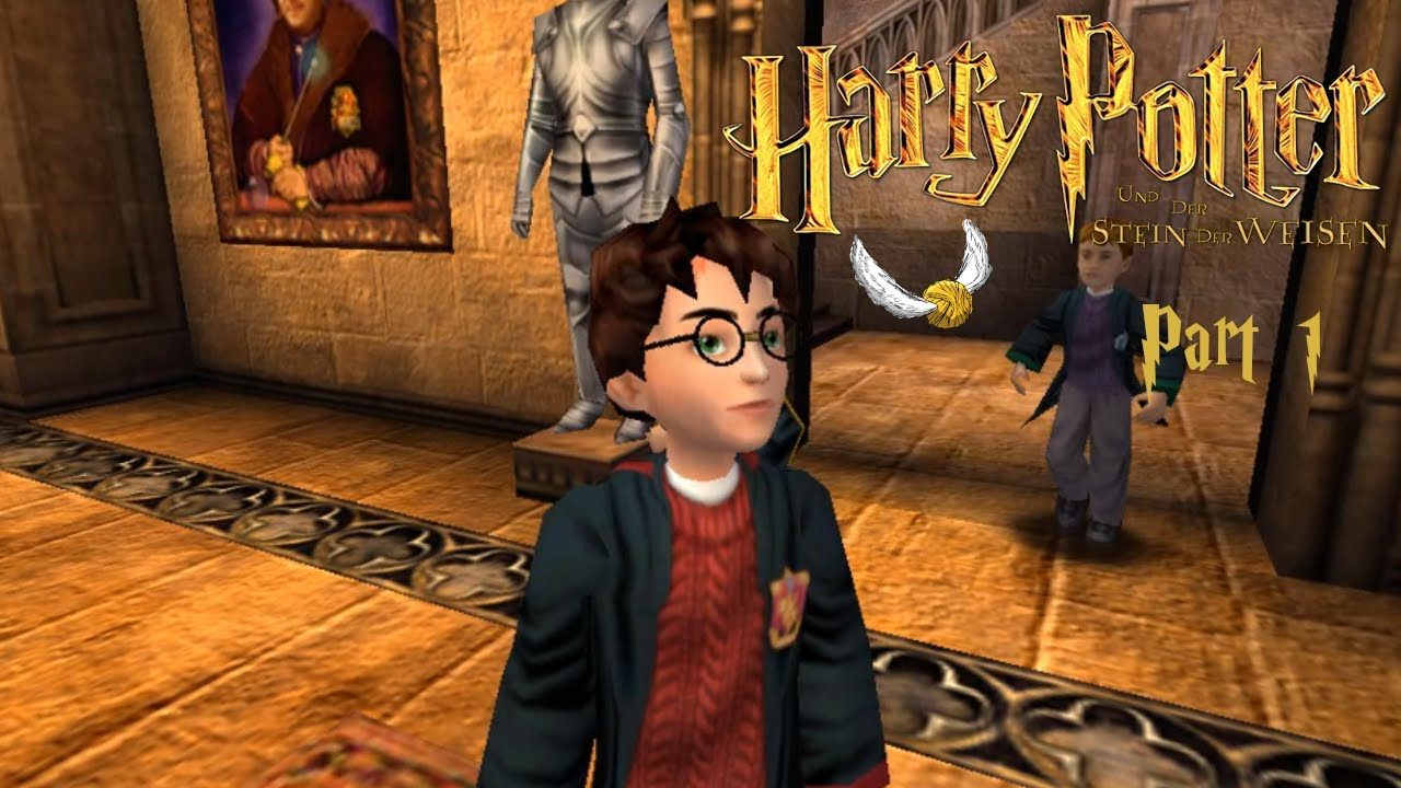 harry potter und der stein der weisen 01 i willkommen in