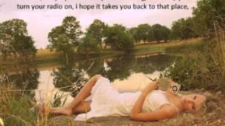 Taylor Swift - Tim McGraw Karaoke - Lyrics On Screen