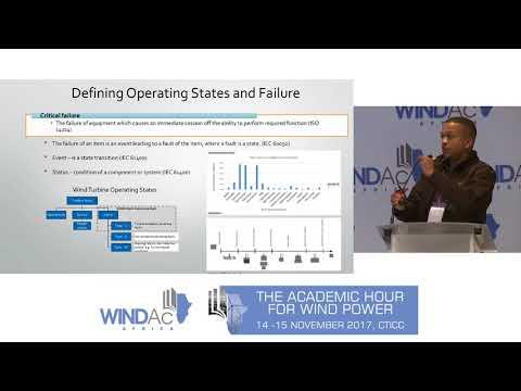 WindAc Africa 2017: Wind Turbine operation