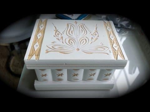 DIY Secret Box, Nobody can open :)