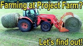 Does Project Farm Actually Farm?  Let's find out!