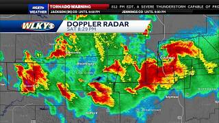 Download WLKY-TV - Severe Weather Coverage - 6/15/2019 8:21