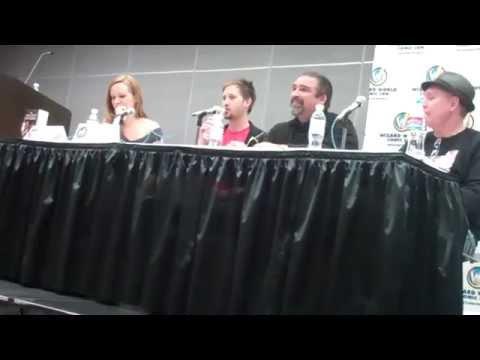 Wizard World Comic Con Las Vegas called The Creative Engine