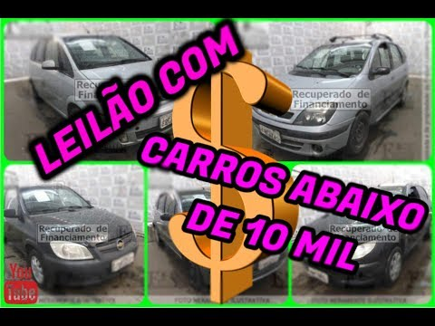 FUSION,HB20,VECTRA,CELTA,VOYAGE,LOGAN EM LEILÃO from YouTube · Duration:  12 minutes 25 seconds