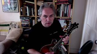 Tommy Peoples' (reel) on mandolin