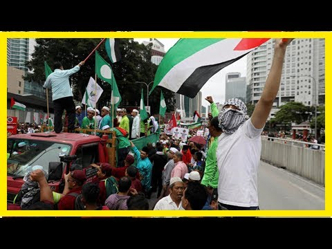 NEWS 24H - Muslims across Asia to protest against the jerusalem plan trumps