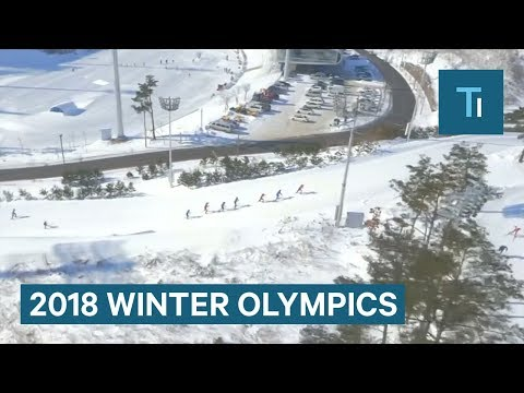 South Korea is getting ready for the 2018 Winter Olympics