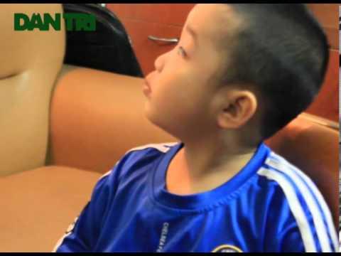 Thần đồng 4 tuổi ở Bắc Ninh có khả năng tính toán phi thường