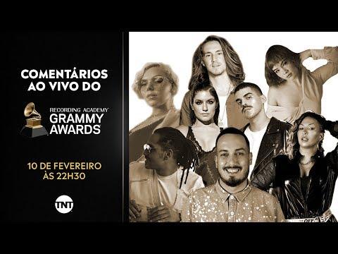 COMENTÁRIOS AO VIVO DO GRAMMY | #GRAMMYSTNT