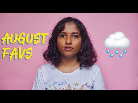 August 2017 Favorites // Magali Vaz