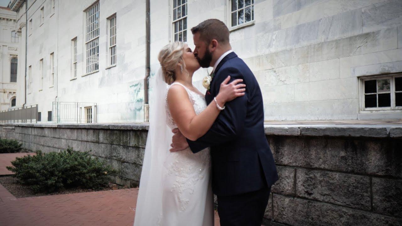 Elizabeth and Matt's Wedding Highlight Film