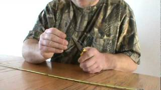 How To Make A Better Squirrel Snare