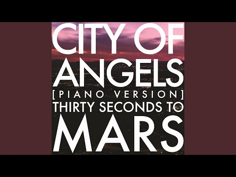 City Of Angels Piano Version