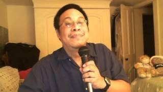 """Karaoke of """"Rock Me Gently""""  (Kim, 1974)"""