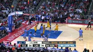 Clippers vs Cavs full game highlights