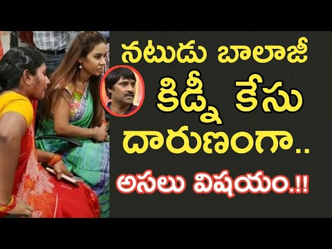 Actor Balaji And Juniour Artist Laxmi Latest Details Support Sri Reddy / Tollywood News / ESRtv