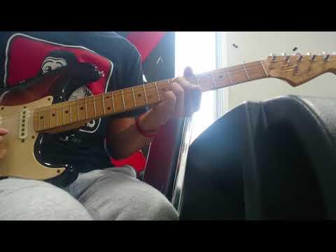 Honne - Me & You ◑ (guitar cover)