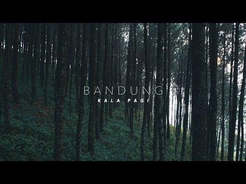 Bandung At Dawn   Sony A6500 + DJI Mavic Pro