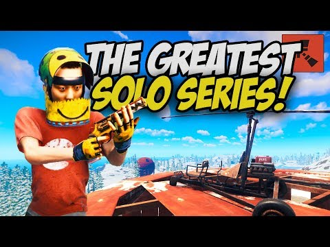 THE GREATEST SOLO SERIES EVER! - Rust Solo #1 thumbnail