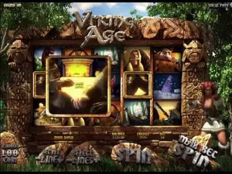 Игровой автомат Viking Age (Эпоха Викигов)