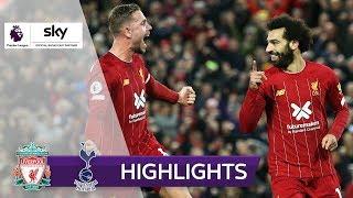 Reds drehen nach frühem Schock auf | Liverpool - Tottenham Hotspur 2:1 | Highlights - Premier League