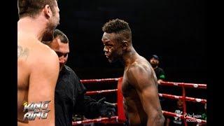 100kg : Dan Roberts vs Israel Adesanya