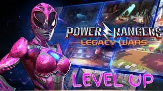 Power Rangers: Legacy Wars Gameplay Episode 2 - Level up and Search Alliances